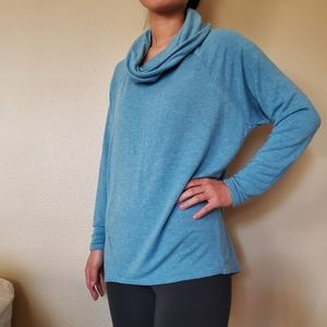 Lou & Grey Signature Soft Cowl Neck Tunic